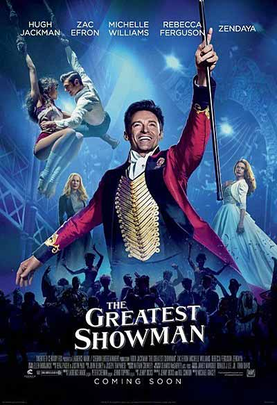 Greatest Showman  (2018)